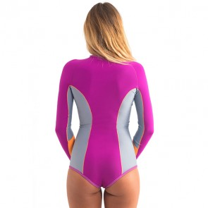 Rip Curl Women's G-Bomb Booty Long Sleeve 1mm Spring Wetsuit