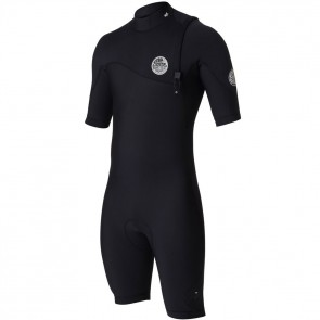 Rip Curl E-Bomb Pro Short Sleeve Zip Free Spring Suit - 2016