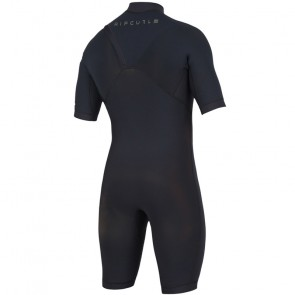 Rip Curl E-Bomb 2mm Short Sleeve Zip Free Spring Suit