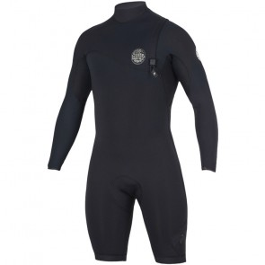 Rip Curl E-Bomb 2mm Long Sleeve Zip Free Spring Suit - 2017