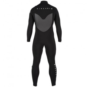 Rip Curl Flash Bomb 3/2 Chest Zip Wetsuit - 2017