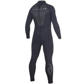 Rip Curl Flash Bomb 4/3 Back Zip Wetsuit - 2016