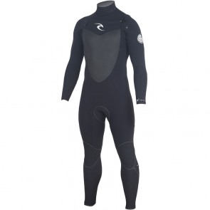 Rip Curl Flash Bomb 4/3 Chest Zip Wetsuit - 2016