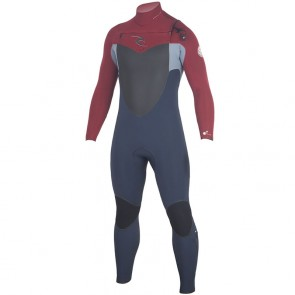 Rip Curl Flash Bomb 3/2 Chest Zip Wetsuit - 2016