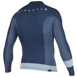Rip Curl Aggrolite 1.5mm Long Sleeve Jacket - Navy