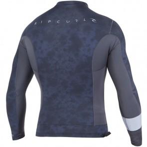 Rip Curl Wetsuits Aggrolite 1.5mm Long Sleeve Jacket - Grey