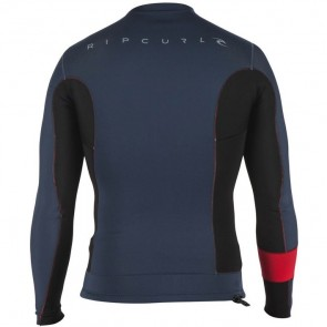 Rip Curl Aggrolite 1.5mm Long Sleeve Jacket - Red