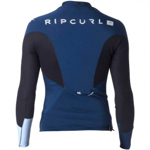 Rip Curl Wetsuits E-Bomb Pro 1mm Long Sleeve Jacket - Navy