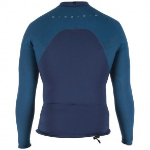 Rip Curl E-Bomb Pro 1.5mm Long Sleeve Jacket - Navy