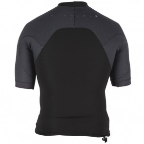 Rip Curl Wetsuits E-Bomb Pro 1.5mm Short Sleeve Jacket - Black