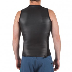 Rip Curl Wetsuits Aggrolite 1.5mm Smoothy Vest - Black