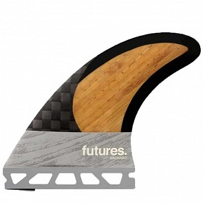 Futures Fins Machado Blackstix 3.0 Tri Fin Set