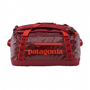 Patagonia Black Hole Duffle 40L Bag - Roamer Red