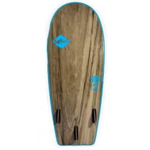 Softech Rocket Launch 4'6 Soft Surfboard - Blue