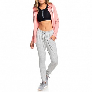Roxy Women's Just Yesterday Super Soft Joggers - Heritage Heather