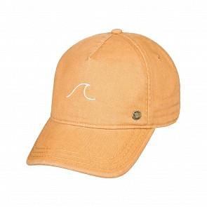 Roxy Women's Next Level Baseball Hat - Inca Gold