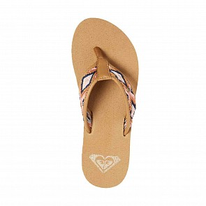 Roxy Women's Saylor Sandals - Tan