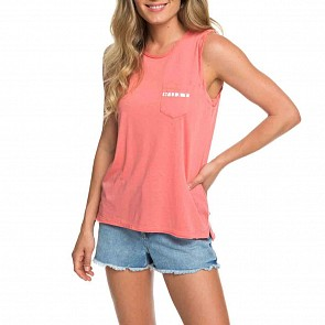 Roxy Women's Time For Another Day Tank - Lantana