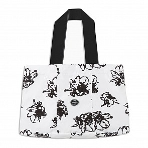 RVCA Women's Savannah Tote Bag - White