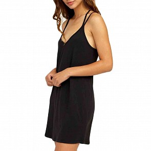 RVCA Women's Vacay Dress - Black