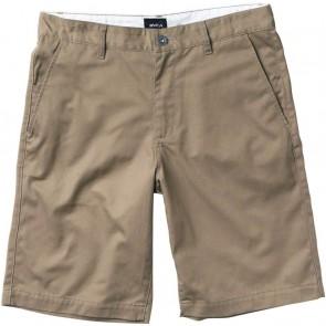 RVCA Americana Shorts - Dark Khaki