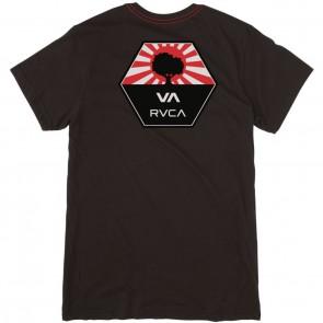 RVCA Bruce Irons T-Shirt - Black