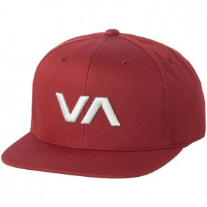 RVCA VA II Hat - Tawny Port