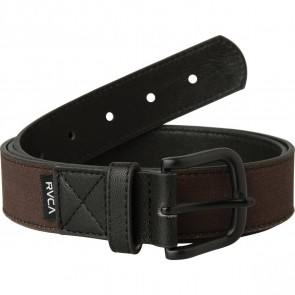 RVCA Reservoire Belt - Dark Grey