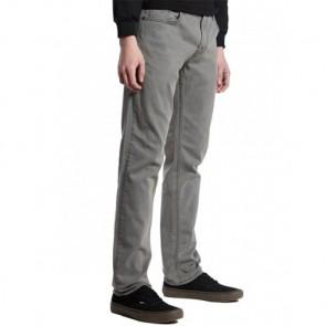 RVCA Daggers Slim Fit Jeans - Peroxide Grey