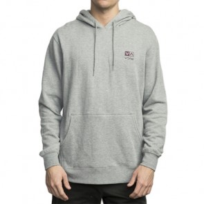 RVCA Flipped Box Embroidered Hoodie - Athletic