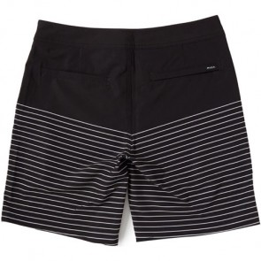 RVCA Curren Trunk Boardshorts - Black
