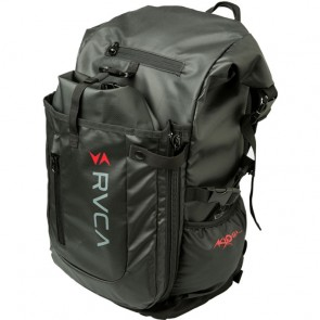 RVCA Astrodeck Surf Backpack - Black