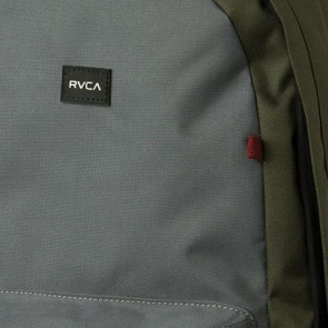 RVCA Frontside Print Backpack - Olive Moss