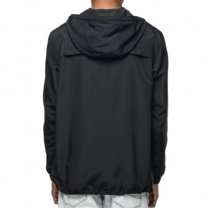RVCA Packaway Anorak Jacket - Black