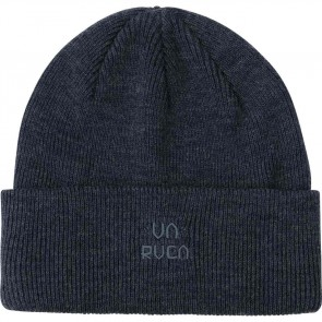 RVCA Slate Beanie - Heather Blue