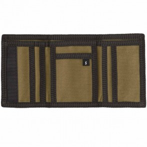 RVCA Trifold Wallet - Olive