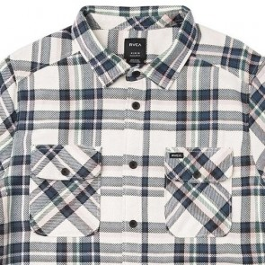 RVCA Camino Long Sleeve Shirt - Multi