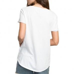 RVCA Women's Sage RVCA T-Shirt - Vintage White
