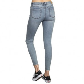 RVCA Women's Dayley Skinny Jeans - Faded Indigo