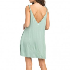 RVCA Women's Chances Dress - Granite Green