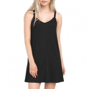 RVCA Women's Switchback Dress - Black