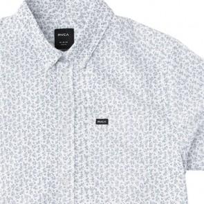 RVCA That'll Do Floral Short Sleeve Shirt - White