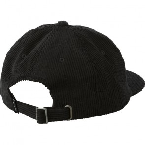 RVCA Women's Matus Corduroy Hat - Black