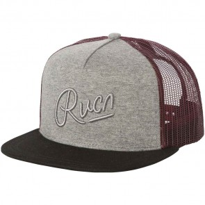 RVCA Women's Stranger Trucker Hat - Heather Grey