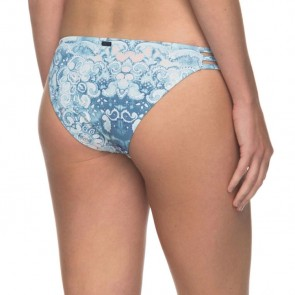 Roxy Women's Softly Love Crop Two-Piece Swimsuit - Marshmallow Miami