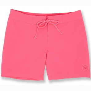 Roxy Youth Girls Classic RG Boardshorts - Fandango Pink