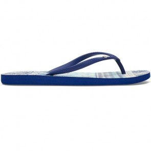 Roxy Women's Bermuda Sandals - Navy/Royal