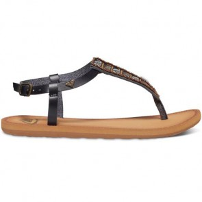 Roxy Women's Mita Sandals - Black