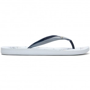 Roxy Women's Portofino Sandals - Blue/White