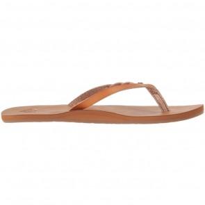 Roxy Women's Liza II Sandals - Tan/Brown